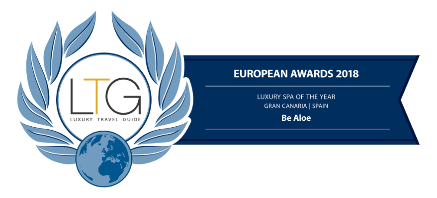 Luxury Spa of the year Gran Canaria | Be Aloe
