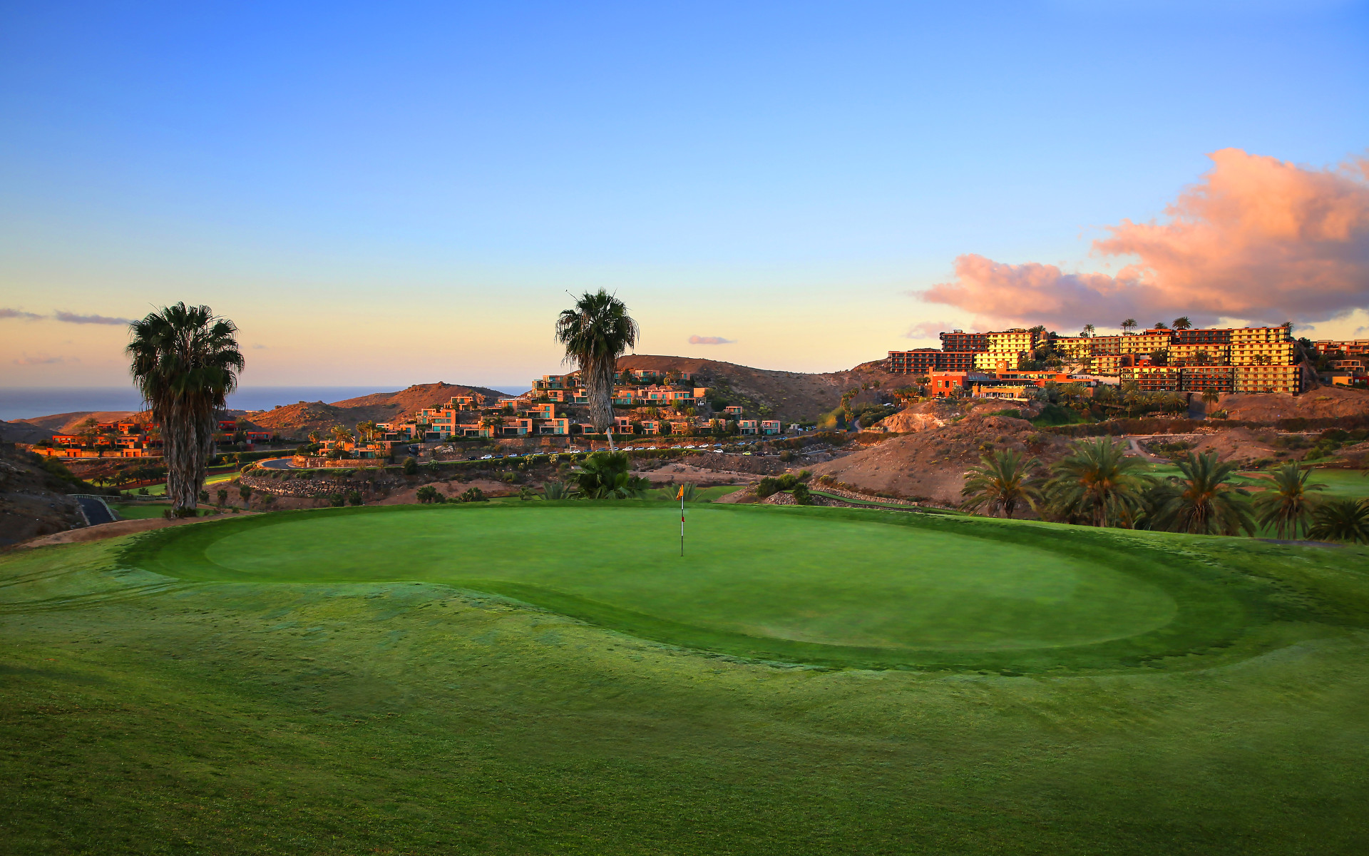 Villas Salobre Golf Resort